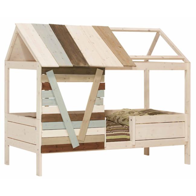 lifetime linus tree house rl einzelbett 90x200 cm mit rol lattenrost. Black Bedroom Furniture Sets. Home Design Ideas