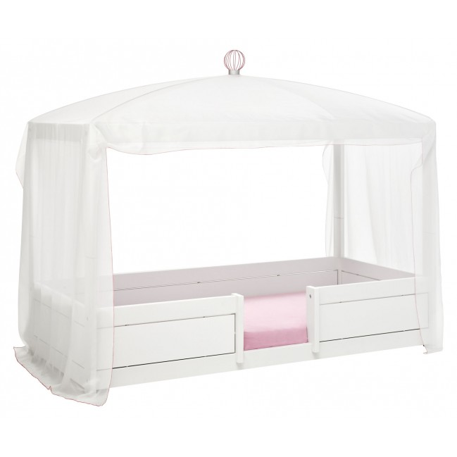 himmel white pink f r 4 in 1 bett. Black Bedroom Furniture Sets. Home Design Ideas