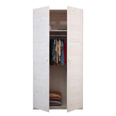 LifeTime Kleiderschrank mit 2 Türen
